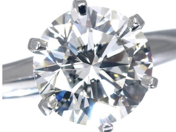 ダイヤモンド 3.02ct (G・VVS1・GOOD) リング